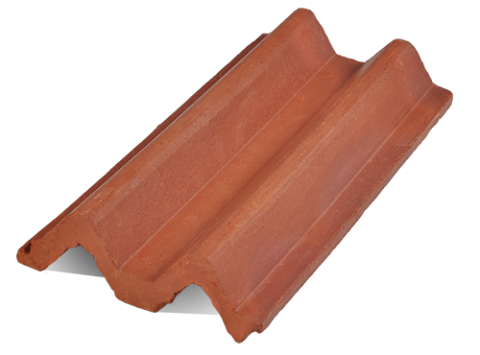 Two Curve Roof Tile